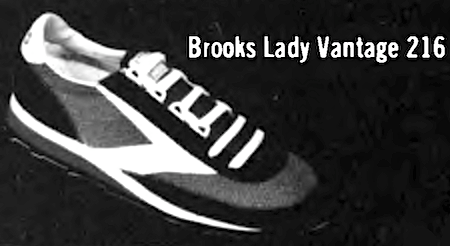 Brooks Lady Vantage 216