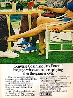 Converse Coach / Jack Purcell