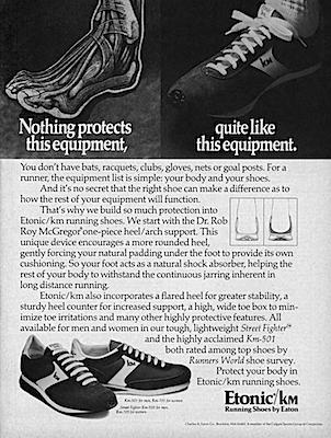 Etonic KM running shoes