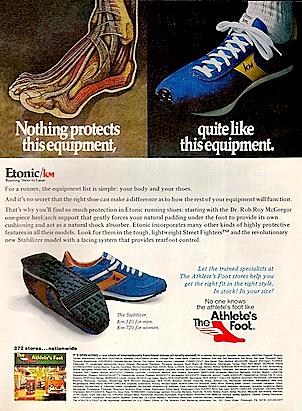 Etonic Stabilizer running shoes