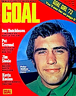 Goal Football Magazine July 21 1973