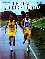 NorCal Running Review Spring 1980
