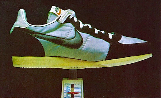 Nike Eagle road racing shoes