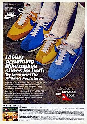 Nike Waffle Trainer / LDV-1000 / Roadrunner The Athlete's Foot