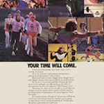 "Nike ""YOUR TIME WILL COME."""