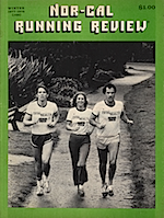 Nor-Cal Running Review Winter 1977-1978