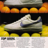 "Nike Supreme Court / Amelia tennis shoes ""TOP SEEDS."""