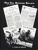 Nor-Cal Running Review September/October 1974