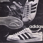 "adidas Supergrip / Shooting-Star ""TWO POINTS AHEAD …"""