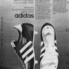 "adidas 2000 Soccer Boots ""Decisive advantages"""