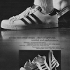 "adidas Americana / Superstar / Promodel / Tournament basketball shoes ""It's official!"""