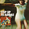 "adidas Billie-Jean King tennis shoes ""STEP UP TO ADIDAS"""