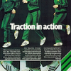 "adidas Country training shoes ""Traction in action"""