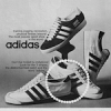 "adidas Olympia / Gazelle / Italia / Rom training shoes ""THE SHOE FOR ALL SEASONS"""