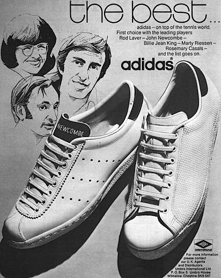 adidas John Newcombe / adidas Rod Laver