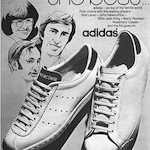 "adidas John Newcombe / adidas Rod Laver ""adidas-only the best …"""