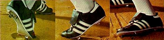 adidas M.V.P. baseball shoes