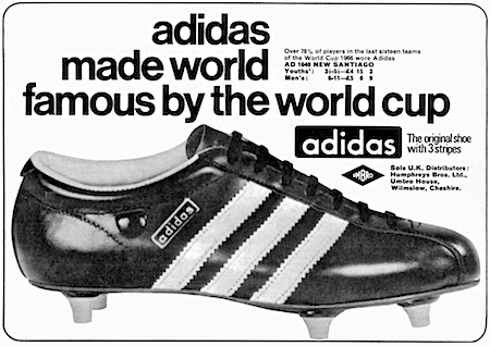 adidas Santiago Soccer Boots