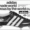 "adidas Santiago Soccer Boots ""adidas made world famous by the world cup"""