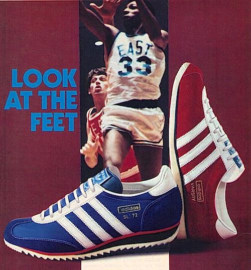Adidas SL'72 / Varsity
