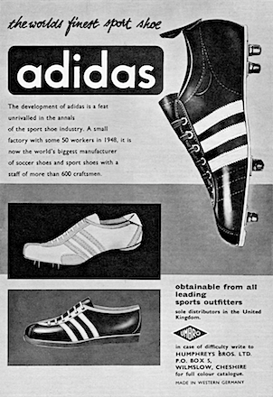 adidas Soccer Boots / Track shoes / Training shoes