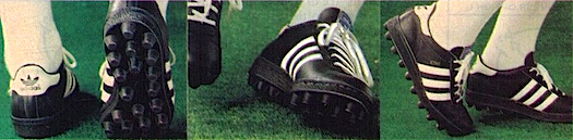 adidas Star football shoe