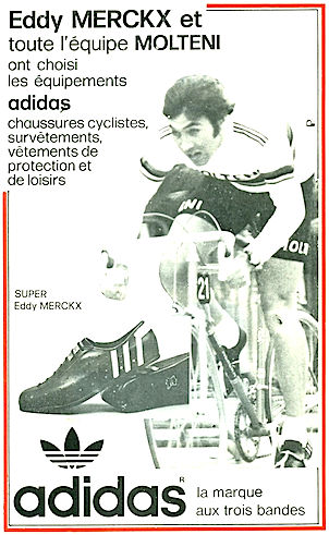 adidas Eddy Merckx Cycling Shoes