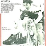 """adidas Eddy Merckx Cycling Shoes """"Eddy MERCKX et toute l'équipe MOLTENI ont choisi les équipements"""""""