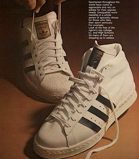 adidas superstar high on fett