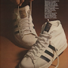 "adidas Superstar / Promodel basketball shoes ""PUT YOUR FEET INTO ADIDAS!"""