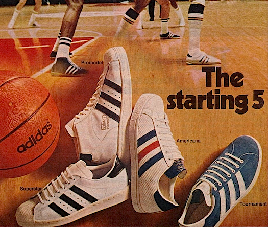 adidas Superstar / Promodel / Tournament / Americana