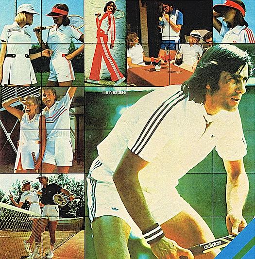 adidas tennis garments