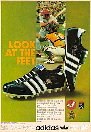 adidas Triple Crown / adidas 400 Slugger