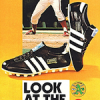 "adidas Triple Crown / Major League / 400 Slugger baseball shoes ""LOOK AT THE FEET …"""