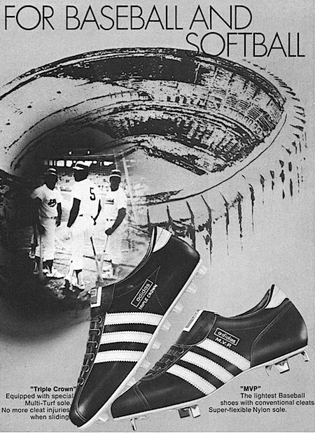 adidas Triple Crown / MVP Baseball Shoes