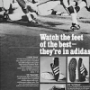 "adidas Brasil / Superlight / Turf-Streak ""Watch the feet of the best – they're in adidas"""