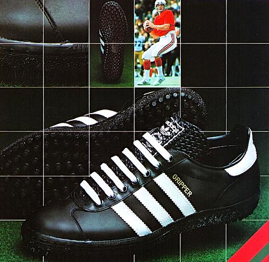 adidas Gripper football shoe
