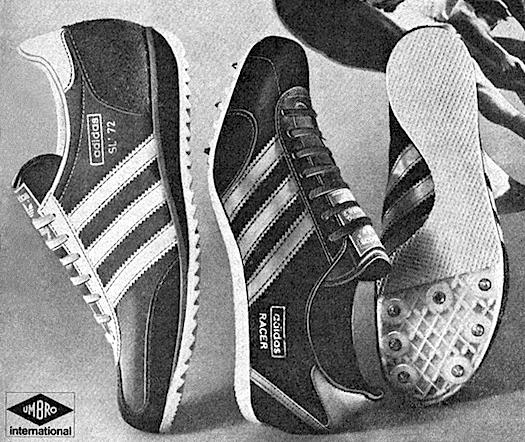 adidas SL'72 / Racer training & track shoes