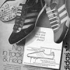 "adidas Racer track & field shoes ""No.1 in Track & Field"""