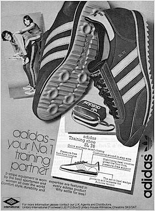 adidas SL'76 training shoes