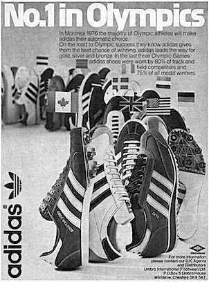 adidas track & field and training shoes