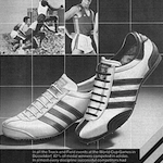 "adidas track & field shoes ""adidas … the all time medallist."""