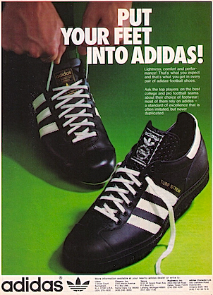 adidas Turf Streak football shoes