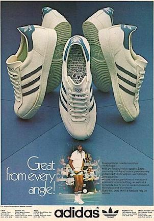 adidas Nastase tennis shoes