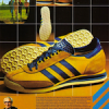 "adidas Runner running shoes ""The long-distance RUNNER"""