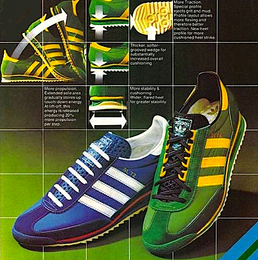 adidas SL72 / SL76 training shoes