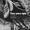 "adidas Spider / Racer track and field shoes ""They were right …"""