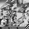 "adidas World Cup II soccer shoes ""The complete adidas soccer line"""
