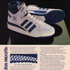 "adidas Forum ""The next great basketball shoe from the people who brought you the last great basketball shoe."""