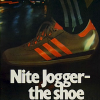"adidas Nite Jogger ""Nite Jogger – the shoe to be seen in."""